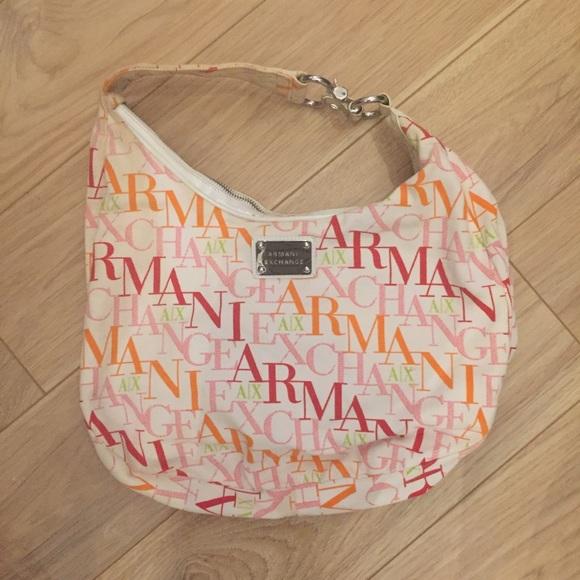 Armani Exchange Bags   Shoulder Bag   Poshmark 0c243cf768